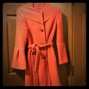 bebe vintage style coat